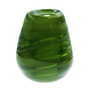 Glass_Art Bell (Green)